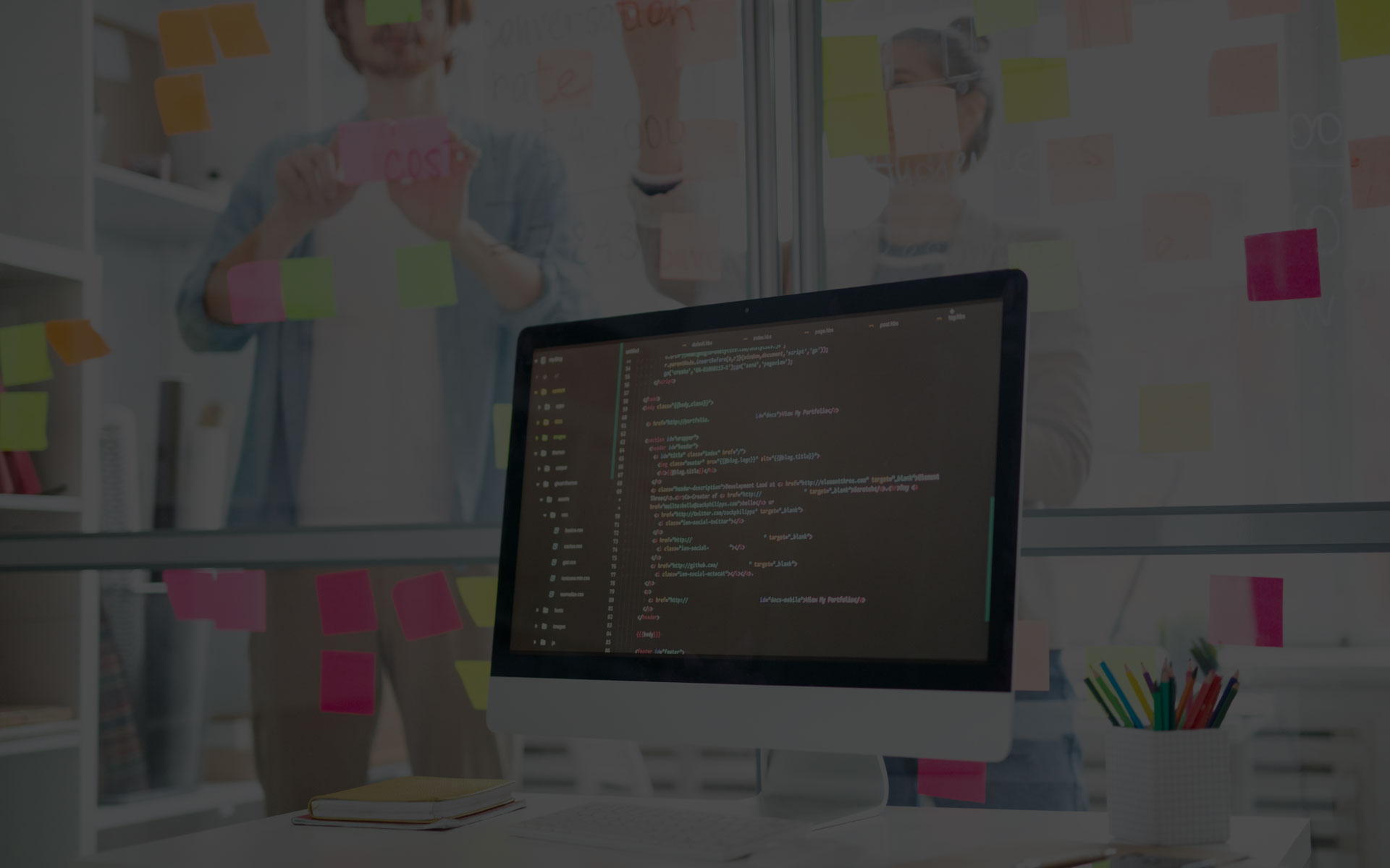 Building applications, creating superior Customer Experiences
